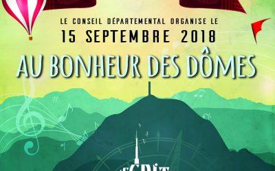 Au Bonheur des Dômes avec les Toques d'Auvergne