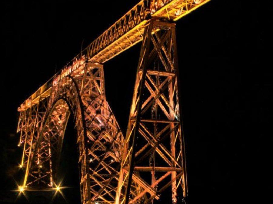 Viaduc de Garabit : 130ème anniversaire de la ligne Paris-Béziers – Le Menu
