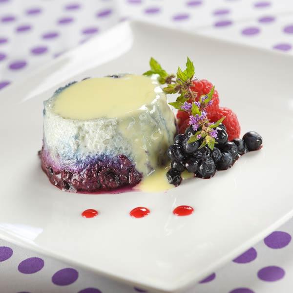 Le délice du Forez et sa crème verveine | Jean-François Fafournoux | Les Toques d'Auvergne
