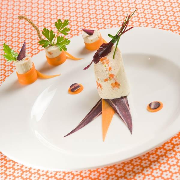 Terrine de saumon bio | Matthieu Omont