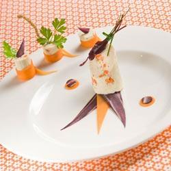 Terrine de saumon bio