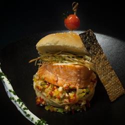Le Burger «LA FONTAINE»