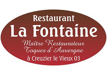 Olicier Dulac La fontaine Toques d'Auvergne