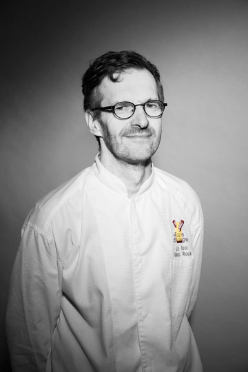 Gilles Roux | Restaurant La Tour | Les Toques d'Auvergne