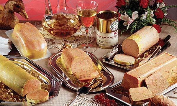 produits domaine de Limagne Partenaire Les Toques d'Auvergne