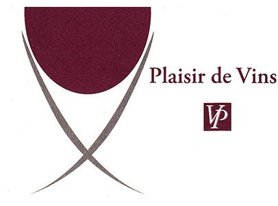 Logo Patrick Vosse Plaisir de vins